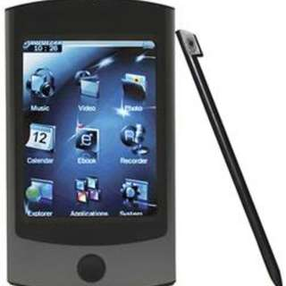 Eclipse portable media player mp4/mp3