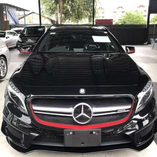 Mercedes GLA 45 - 2015