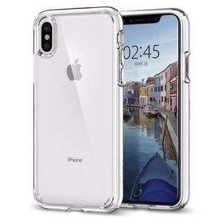 Spigen Ultra Hybrid iPhone X case