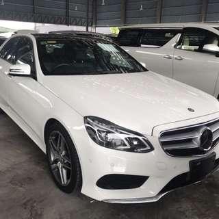 Mercedes e250 full amg - 2014