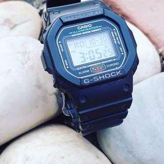 Montres Company香港註冊公司(25年老店) CASIO g-shock DW-5600  DW-5600E  DW-5600E-1  DW-5600E-1V 有現貨 DW5600 DW5600E DW5600E1
