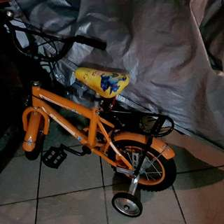 Monsters Inc Bike