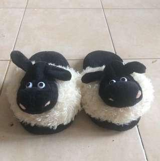 Sendal Tidur / Doll Slippers