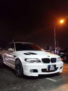 BMW E46 318i - 2.0cc (2002/2008)