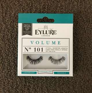 NEW Eylure 101 Volume