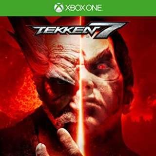 Tekken 7 USED