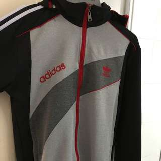 Brand new adidas jacket- DOWN TO $45!!