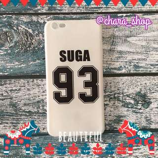 Suga BTS Softcase iPhone 6/6s Plus