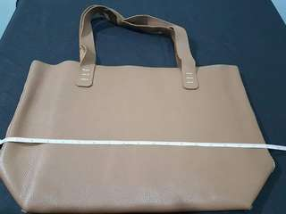 Leather Company Totally Tote