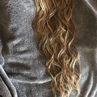 Hair extensions- DOWN TO $20