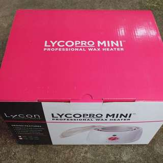LycoPro Mini Professional Wax Heater