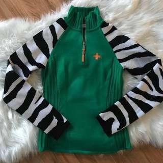 JC de CASTELBAJAC ROSSIGNOL sweater