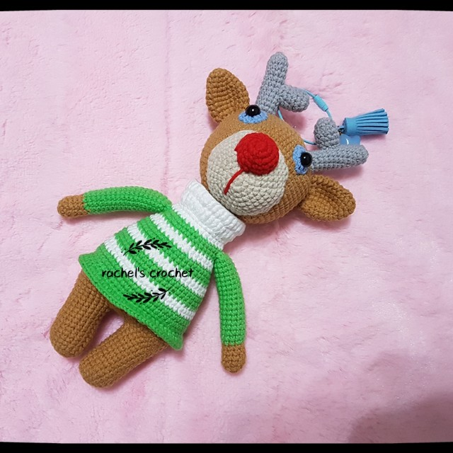 Toy Patterns by DIY Fluffies : Christmas Amigurumi patterns ... | 640x640