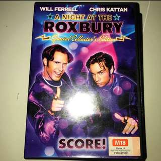 Night at Roxbury Movie DVD