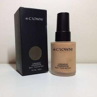 CROWN Pro Longwear Foundation