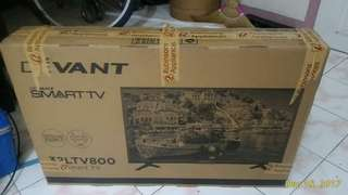 Devant 32 inches smart tv never been use mall price 15k last price npo yan please respect thank you...