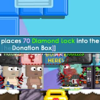 🎊NEW YEAR PROMO 🎊Growtopia DLS Diamond locks DL