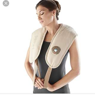 Brookstone® iNeed® Neck and Shoulder Pro Massager with Heat