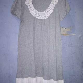 Dress import lucu