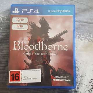Bloodborne - PlayStation
