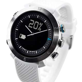 Cogito classic smart bluetooth watch - Alpine White