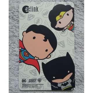 DC Comics Justice League Ezlink Card