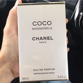 Parfume Coco Chanel 100mL (segel)