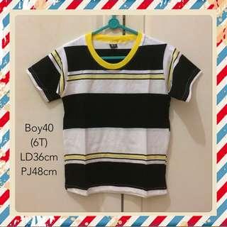 Kaos anak cowok (SALE)