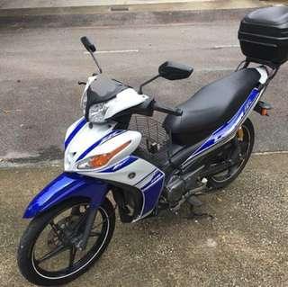 Yamaha Lagenda ZR 115 2014