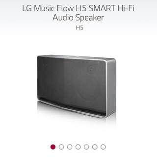 LG Music Flow H5