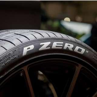 235/40R18 Pirelli PZ4