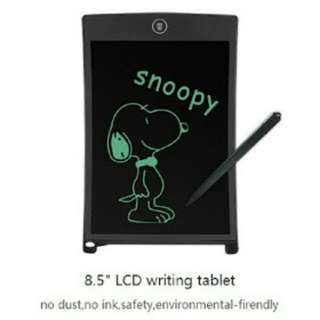 LCD Writing Tablet Digital Drawing Tablet Handwriting Pads Board With Stylish Pen