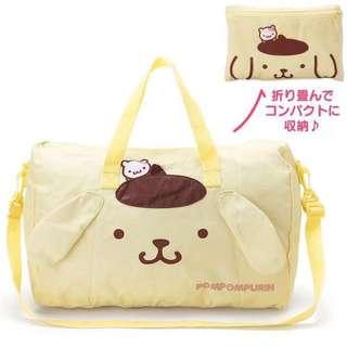 布甸狗超可愛實用旅行收納袋/奶粉袋/走佬袋/環保袋