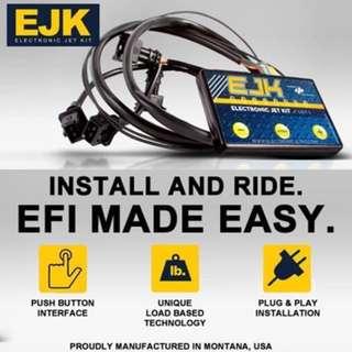 EJK - Electronic Jetting Kit for Various Bike models