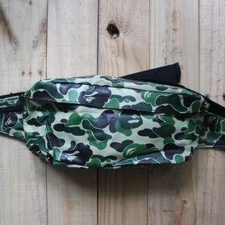 Bape waisth bag