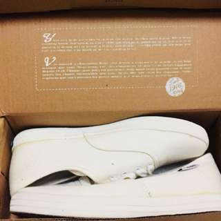Class A Keds Shoes (White)