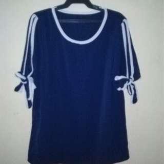 Bakuna blouse 😂