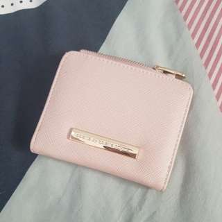 Colette small pink wallet