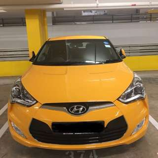 Veloster car rental