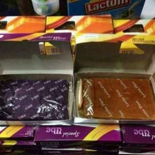 Special Leche Flan & Ube