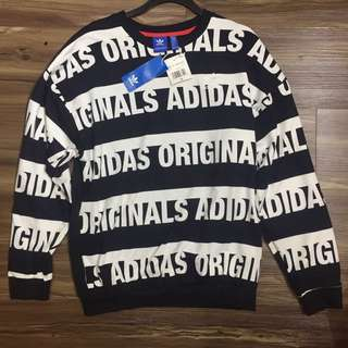 ADIDAS ORIGINALS TREFOIL SWEATSHIRT BJ8297