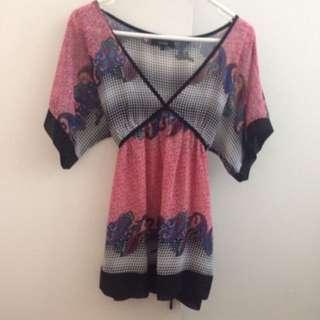 NICHII blouse