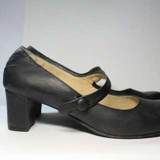 Scholl Mary Jane Shoes