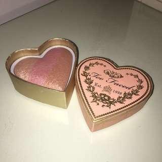 Too faced flush blush