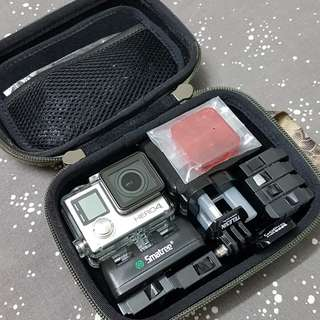 USED GoPro Hero 4 Silver