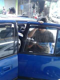 Kaca film sun proteck 1 sett 300 rbu