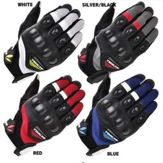 Taichi  armoured gloves RS 418 RS418 touch screen friendly