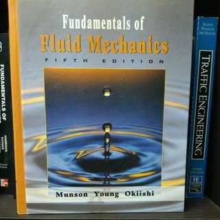 FUNDAMENTALS OF FLUID MECHANICS (HARDCOVER)