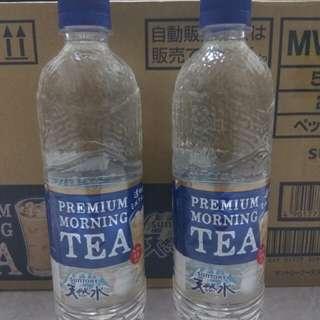 三多利suntory透明奶茶,現貨特價68元