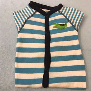 BNWT Carters Long Sleeve and Pants Romper